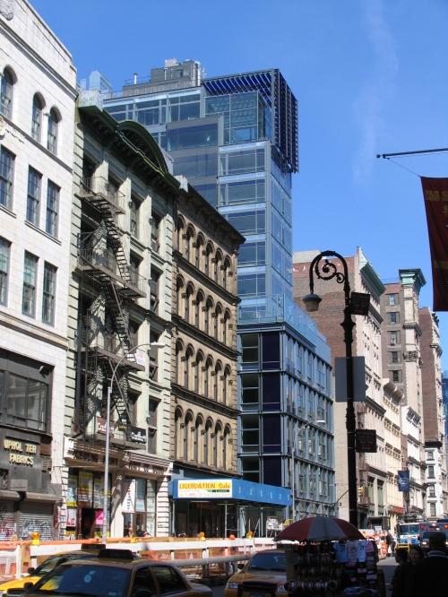 Mercer Street, SoHo, New York