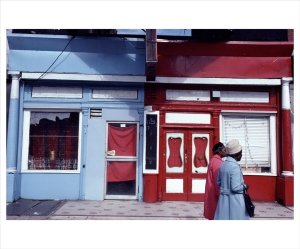 65 East 125 Street, Harlem, 1980.