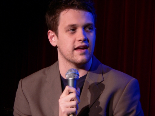 Chase Brock. Image source: BroadwayWorld.com.