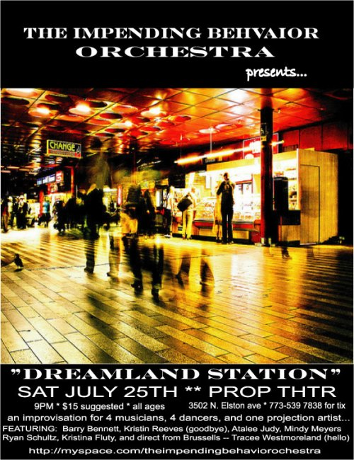 dreamland station flyer web