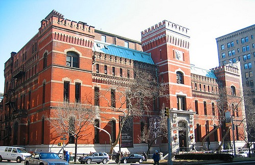 The Park Avenue Armory in New York City.