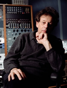 Philip Glass. Photo by Stewart Cohen.