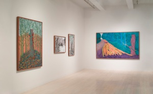 David Hockney: Paintings 2006-2009 at PaceWildenstein Gallery, New York.