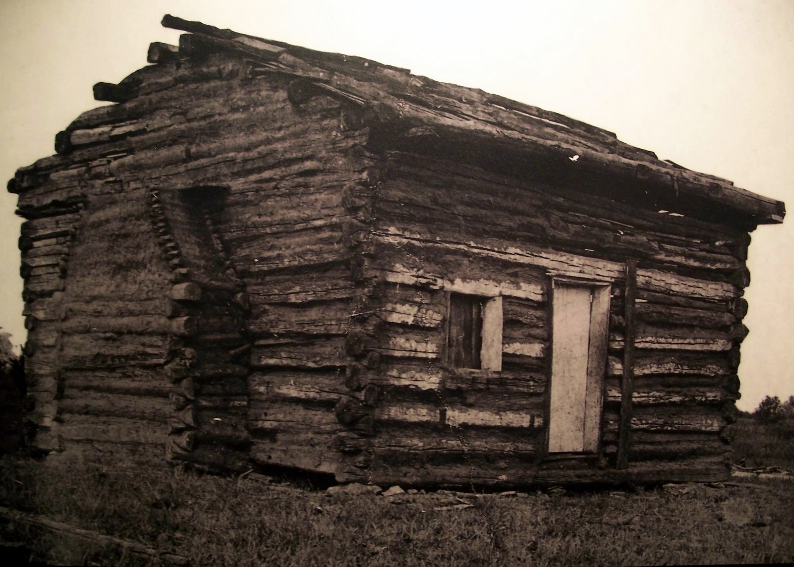 Abraham Lincoln Log Cabin ~ Review fondly do we hope…fervently pray trailerpilot