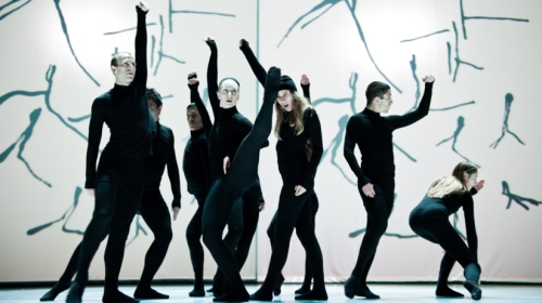 Compagnie Marie Chouinard Henri Michaux Movements photo Sylvie-Ann Paré