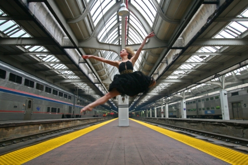 River North Dance Chicago Lauren Kias photo Bob Gallagher