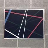 ISO hallway signage. Photo by Zachary Whittenburg.